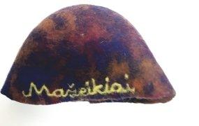 Velta pirties kepurė