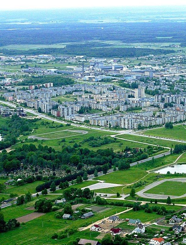Mažeikiai - neatrastas Lietuvos kampelis!