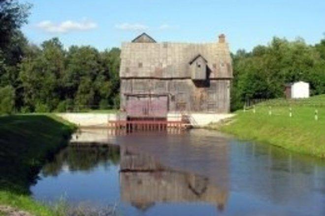 Гуд водяная мельница
